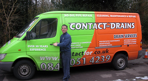 Blocked Drain Repair in Stapleford Abbots from £29 95